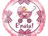 Mylar Rosa E' Nata WEB